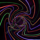colour swirls