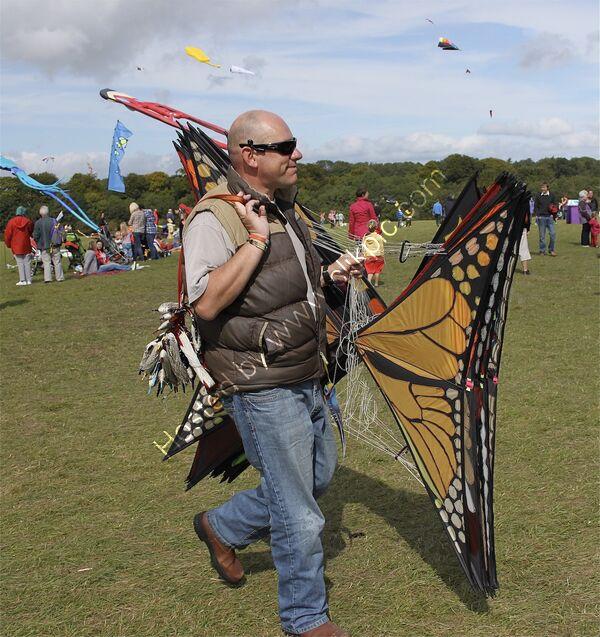 Kiter flyer