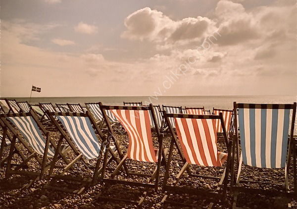 deckchairs for hire