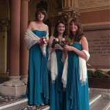 three pretty maids