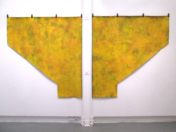 Nic Pehkonen - Yellow Painting (2014)