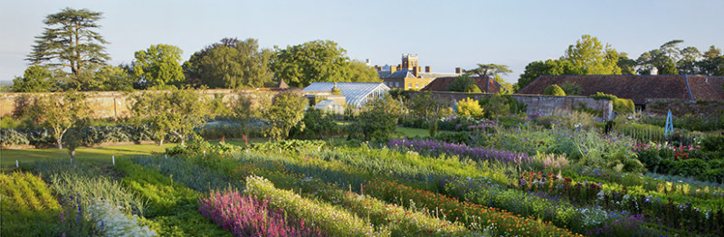 Claydon Kitchen Garden