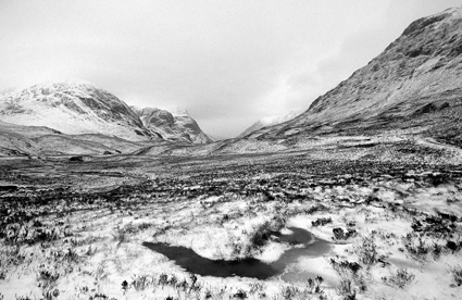 Pass of Glencoe Desat