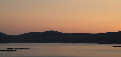 Renvyle dawn