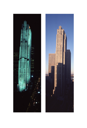 Skyscrapers 'Night and Day'