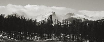 Sprague Lake Rocky Mountains