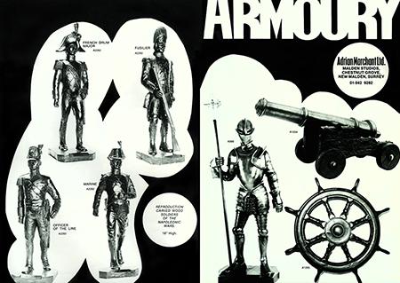 Armoury 1 - Adrian Marchant Ltd