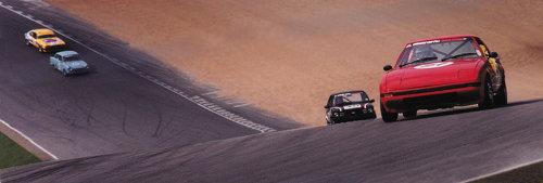 Brands Hatch racers