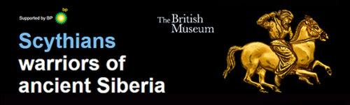 British Museum Scythians exhibition logo (Clikpic 587)