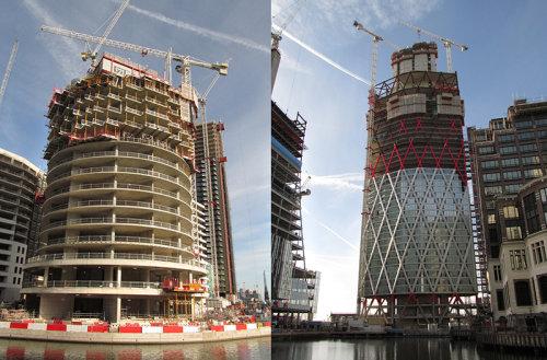 Canary Wharf latest developments (Clikpic 800)