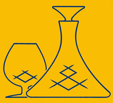 Crystal Glass Company - business logo