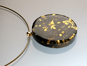 Glass jewellery 1 - Deborah Timperley