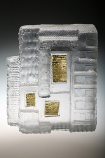 Glass and gold 3 - Deborah Timperley
