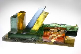 Glass 4 - Deborah Timperley