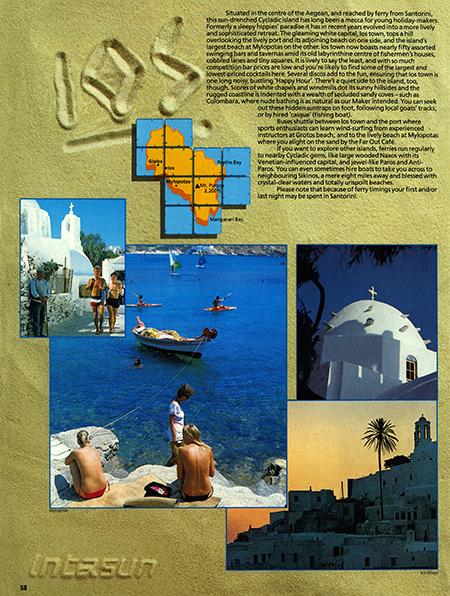 Intasun Kos holiday brochure - Gannaway Ltd