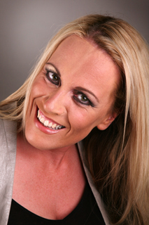 La blonde - Lindsay Crawford