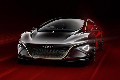 Lagonda Vision concept 1 (Clikpic 800)