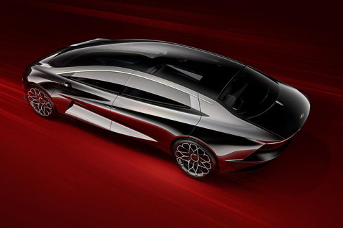 Lagonda Vision concept 2 (Clikpic 800)