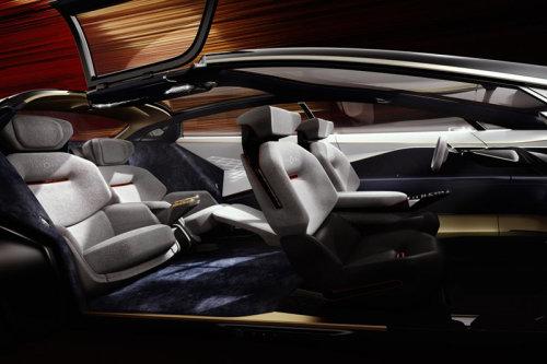 Lagonda Vision concept 3 (Clikpic 800)