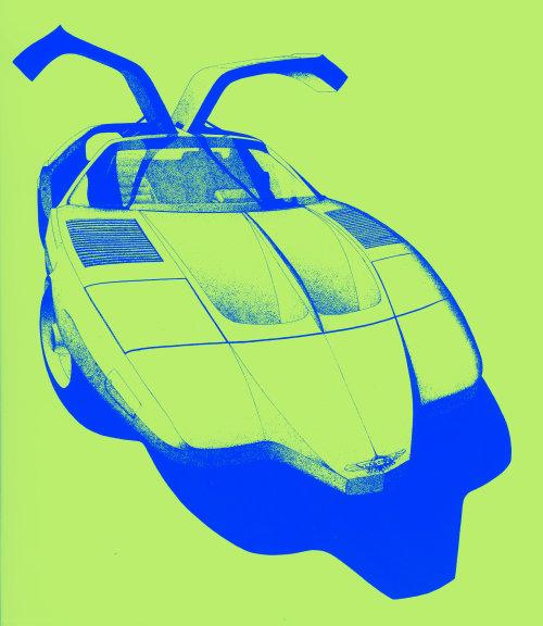 Lagonda sportscar concept