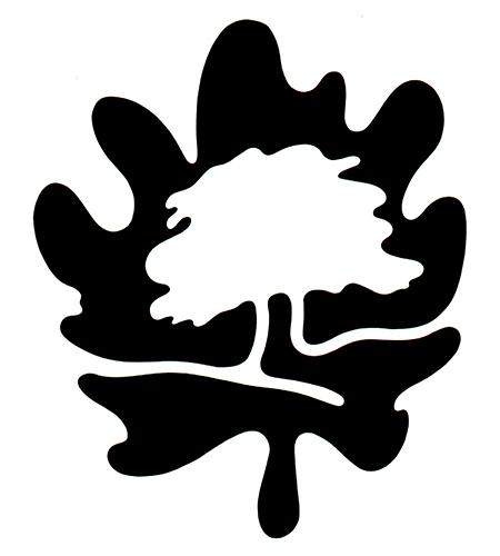 Leaf emblem