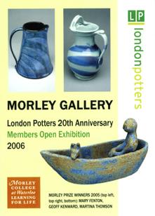 London Potters 2006