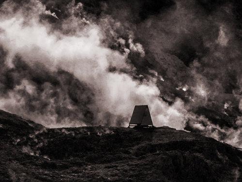 Solfatara volcanic crater, Italy