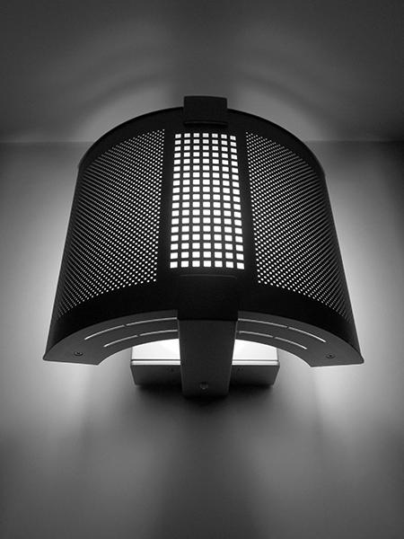 Wall light design