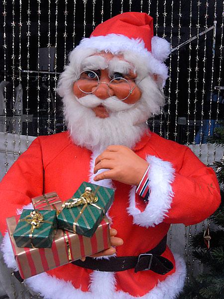 Santa - Clothes Shop