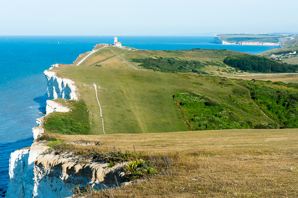 Belle tout and the Seven Sisters