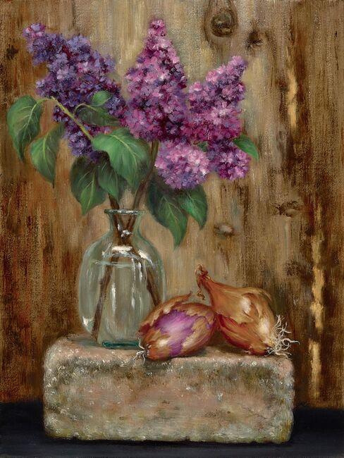 Lilacs and Shallots