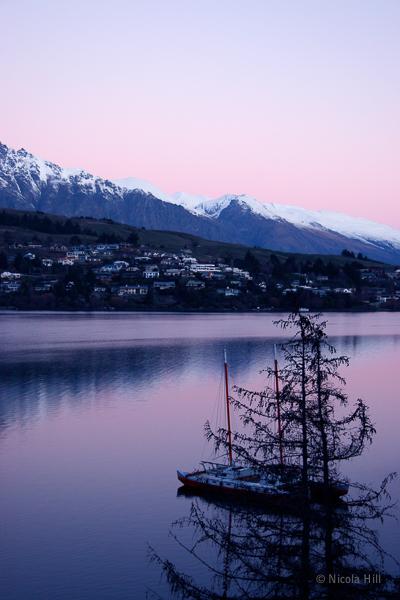 Lake Wakatipu Sunrise