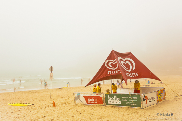 Manly Beach Storm