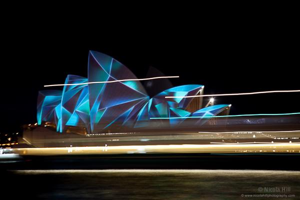 Vivid, Sydney Opera House
