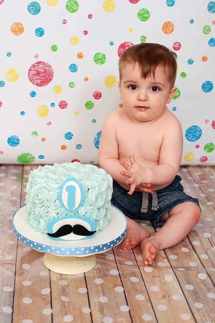 Cake Smash Photography York