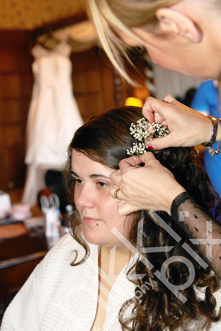Rushpool Hall Bridal Prep