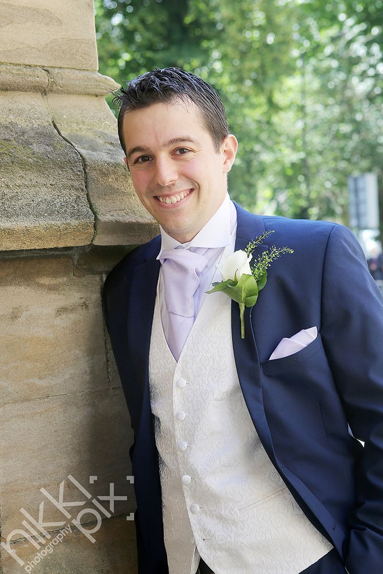 Groom's Portrait