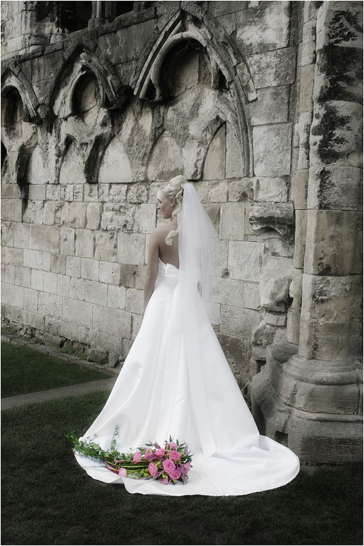 Bridal Photo Shoot, York