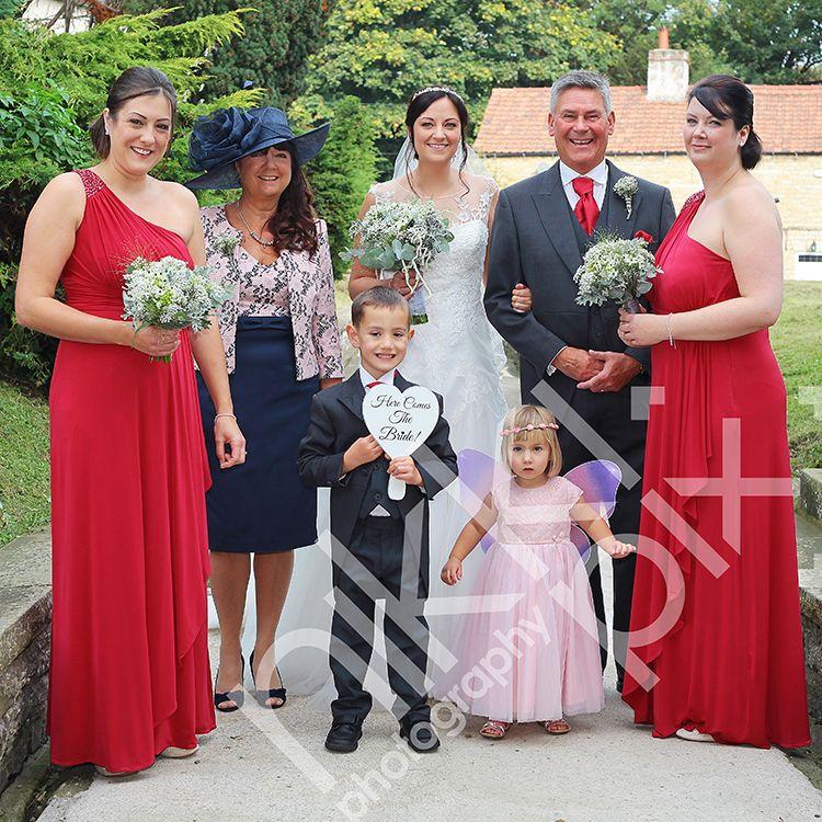 Monk Fryston Church Wedding