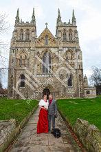 Selby Abbey Wedding