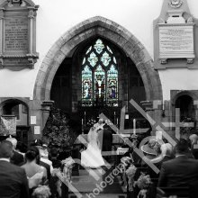 Monk Fryston Church Wedding