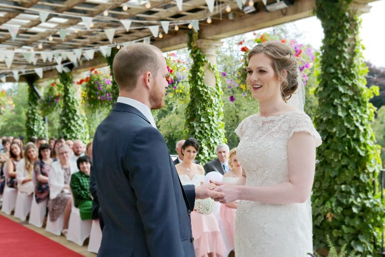 The Sun Pavilion - Outdoor Wedding Ceremony