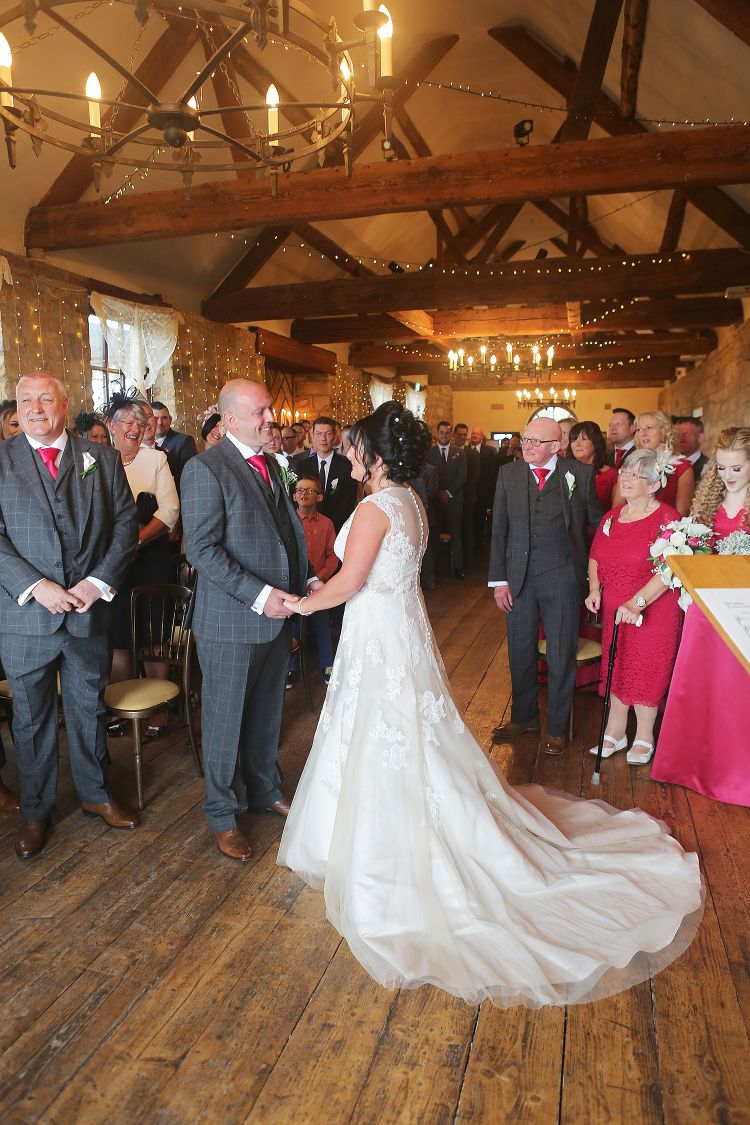 Raven Hall Hotel Wedding, North Yorkshire Coast