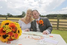 North Yorkshire Country Wedding