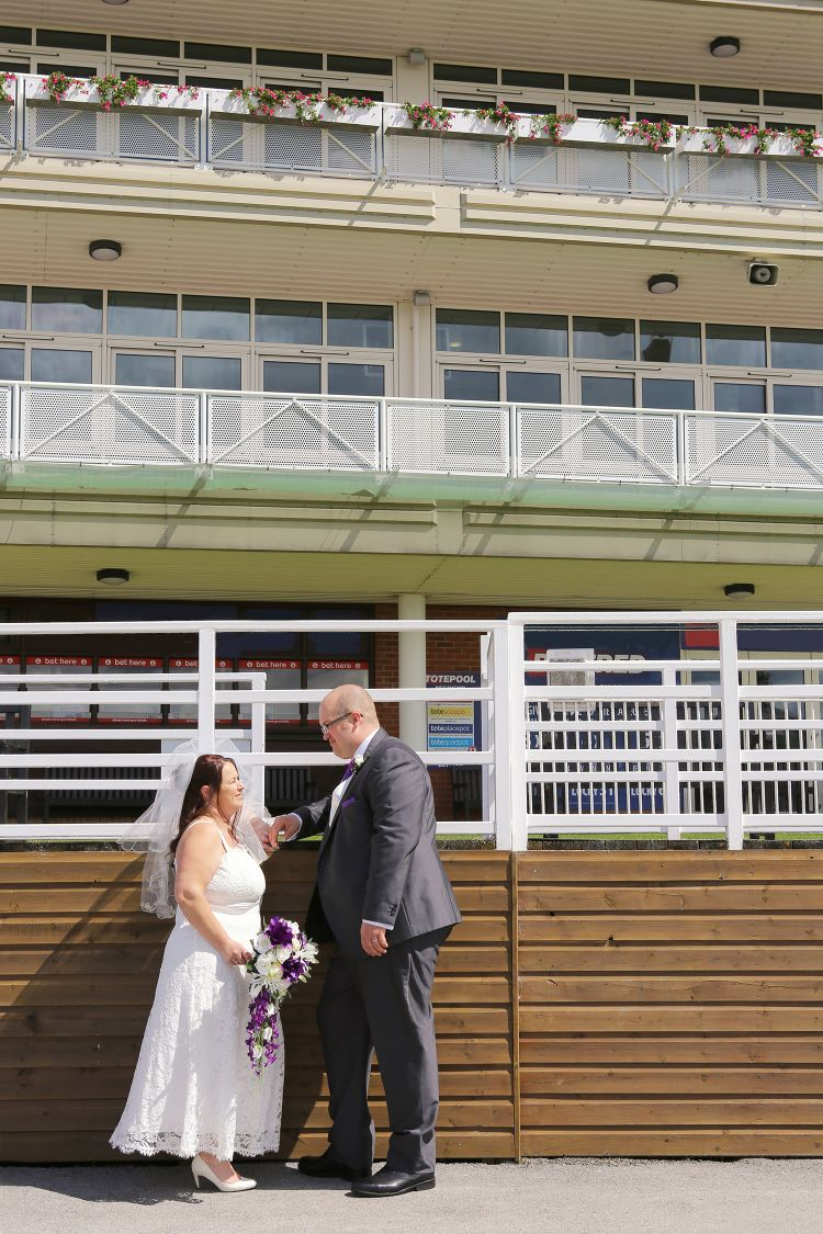 York Racecourse Wedding