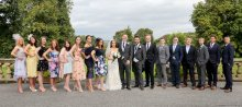 Bagden Hall Hotel Wedding