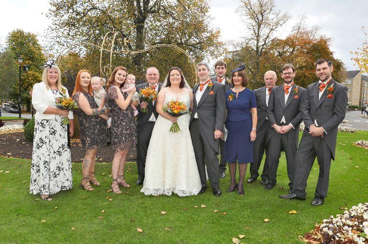 The Crown Hotel Wedding