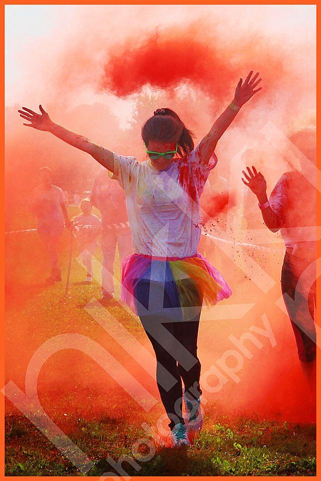 Colour Run Martin House Hopsice