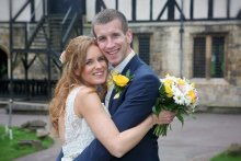 The Hospitium Wedding