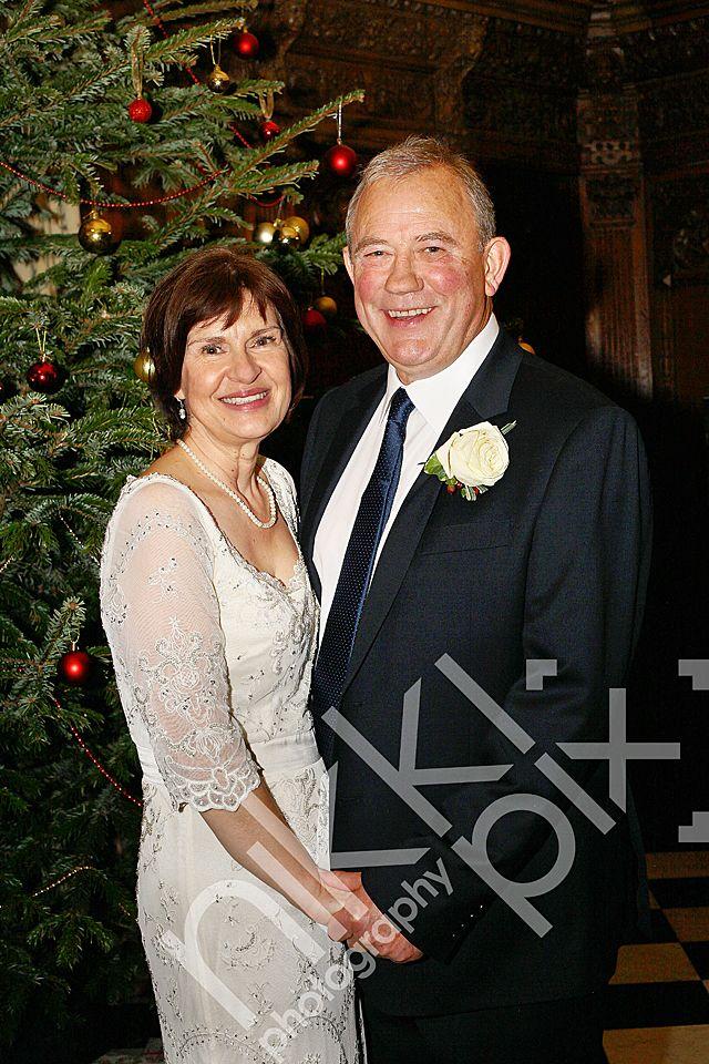 Winter Wedding at Hazlewood Castle
